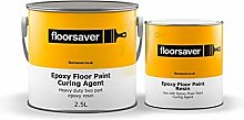 Epoxy Floor Paint by floorsaver   Tile Red, 2.5