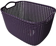 eprovo Curver Knit Collection Universal Basket