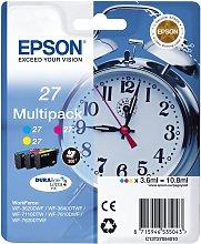Epson 27 Alarm Clock Ink Cartridges - Colour