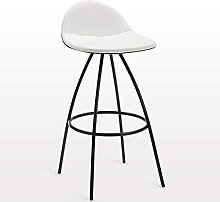 EPYFFJH Bar Stool Chairs with Back Support, Faux