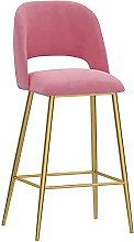 EPYFFJH Bar Stools with Back and Footrest, Counter