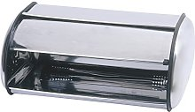 Equinox 500752–Inox Bread Bin, Grey