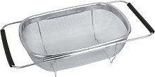 EQUINOX 503210 Colander Expandable Stainless Steel