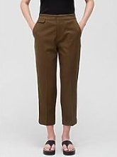 Equipment Noemi Tailored Trousers - Green