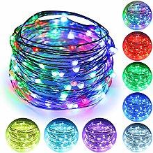 ErChen 64 Modes 7 Colors + Multicolor LED String