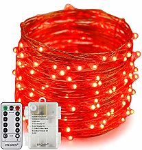 Erchen Battery Operated LED String Lights,