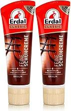 Erdal Classic Fine Shoe Polish Brown - Tube Cream