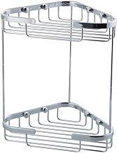 Erfan Double Corner Wire Soap Basket Belfry