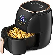 ERGO LIFE Digital Air Fryer with LED Touchscreen,