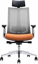 Ergonomic chair electric lumbar support brain