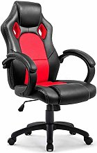 Ergonomic Chair Video Game Chairs Grey PC Gaming