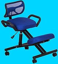 Ergonomic Office Chair, Adjustable Posture Stool,