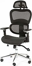 Ergonomic Office Chair Mesh Black