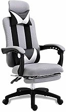 Ergonomic Office Chair With Footrest,Reclining