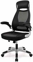 Ergonomic Office Computer Chair, High-Back Swivel