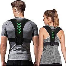 Ergonomically Adjustable Posture Corrector, Strong