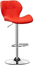 Ergonomics Soft Seat Bar Chairs with Height
