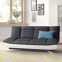 Erica 3 Seater Clic Clac Sofa Bed Zipcode Design