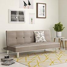 Erin 3 Seater Clic Clac Sofa Bed Zipcode Design