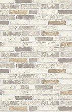 ERISMANN 6703-11, Beige, New Luxury BRIX Brick