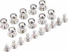 ERKDH 10Pcs 7x10 Mm Mini Jewelry Box Chest Case