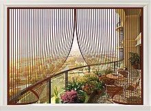 ERPENG Fly Window Screen Mesh 70x145cm Keep Bugs