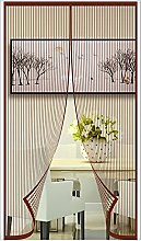 ERPENG Magnetic Screen Door 140x240cm Keep Bugs
