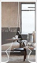 ERPENG Magnetic Screen Door 90x210cm Keep Bugs Out