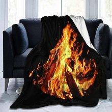 ERshuo Micro Fleece Plush Soft Baby Blanket
