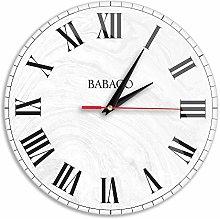 ERT GROUP Original Babaco Wall Clock, Quartz
