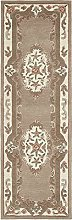eRugs Traditional Classic Aubusson Floral 100%