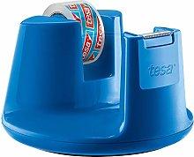 esa Easy Cut Desk dispenser COMPACT BLUE + 1 rol