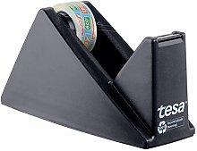 esafilm Desk Dispenser for Adhesive Tape- Black