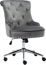 Escolta Desk Chair Canora Grey Colour