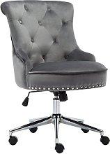 Escolta Desk Chair Canora Grey Colour