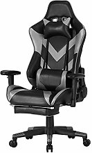 eSituro Gaming Chair with Arms Office Desk Chair