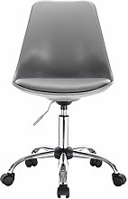 eSituro Grey Desk Chair Office Computer Chair with