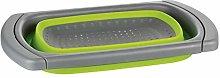 Esmeyer 303-079 Collapsible Colander Plastic