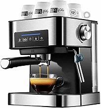 Espresso Machine, LED Touch Screen Automatic Pull