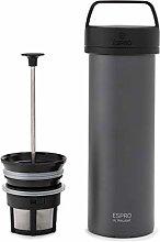 ESPRO 5116C-18GR French Press Coffee, Gunmetal Grey