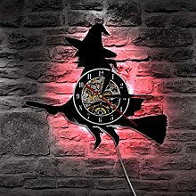 ESS 1Piece Broomstick Flying Magic Witch Vinyl