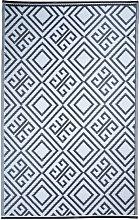 Esschert Design Outdoor Rug 120x186 cm Graphic OC12