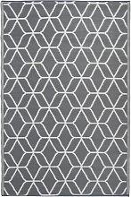 Esschert Design Outdoor Rug Graphics 180x121 cm