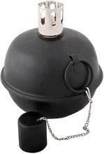 ESSCHERT DESIGN - Small Black Tumble Torch
