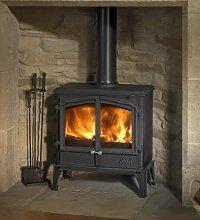 Esse 100SE DEFRA Approved Double Door Wood Burning