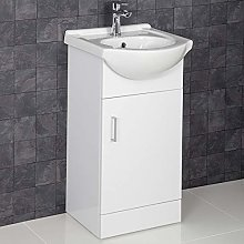ESSENCE 450mm Bathroom Vanity Unit Storage Cabinet