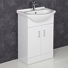 ESSENCE 550mm Bathroom Vanity Unit Storage Cabinet