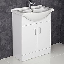 ESSENCE 650mm Bathroom Vanity Unit Storage Cabinet