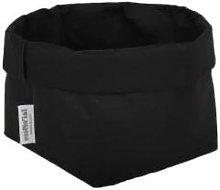 Essent'ial - Black Bread Basket Medium - black