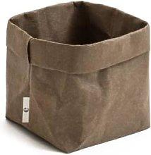 Essent'ial - Coffee Brown Bread Basket Medium